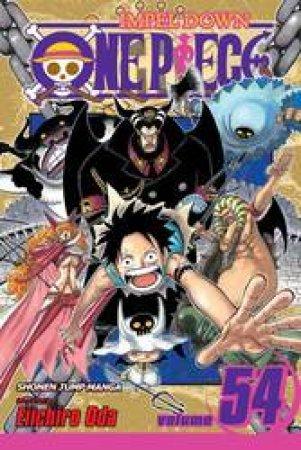 One Piece 54 by Eiichiro Oda