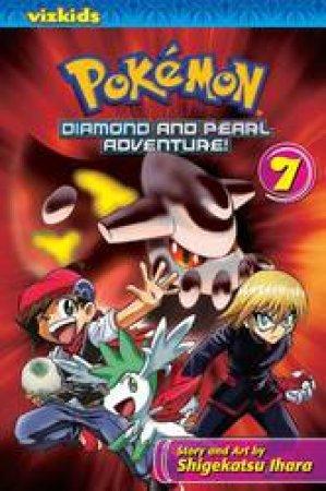 Pokemon Diamond & Pearl Adventure! 07 by Shigekatsu Ihara