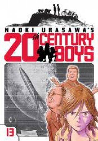 Naoki Urasawa's 20th Century Boys 13 by Naoki Urasawa