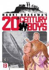 Naoki Urasawas 20th Century Boys 13