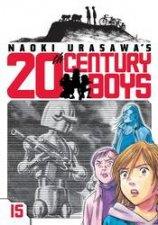 Naoki Urasawas 20th Century Boys 15