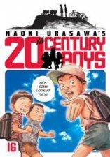 Naoki Urasawas 20th Century Boys 16