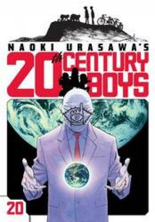 Naoki Urasawa's 20th Century Boys 20 by Naoki Urasawa