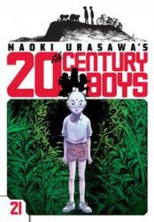 Naoki Urasawa's 20th Century Boys 21 by Naoki Urasawa