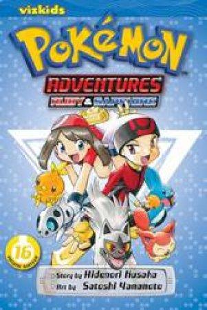 Pokemon Adventures 16 by Hidenori Kusaka & Satoshi Yamamoto