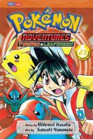 Pokemon Adventures 23 by Hidenori Kusaka & Satoshi Yamamoto