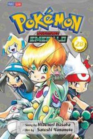 Pokemon Adventures 28 by Hidenori Kusaka & Satoshi Yamamoto