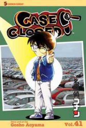 Case Closed 41 by Gosho Aoyama