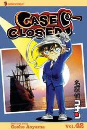 Case Closed 42 by Gosho Aoyama