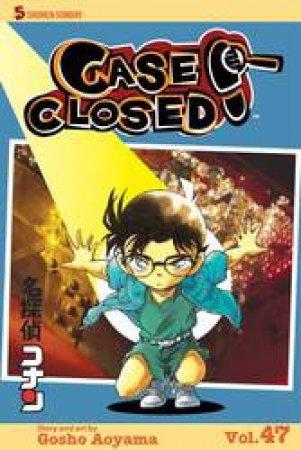 Case Closed 47 by Gosho Aoyama