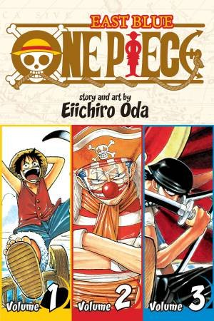 One Piece (3-in-1 Edition) 01