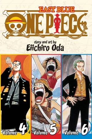 One Piece (3-in-1 Edition) 02