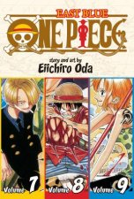 One Piece 3in1 Edition 03