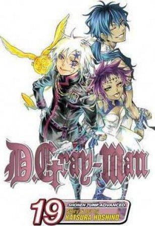 D.Gray-Man 19 by Katsura Hoshino