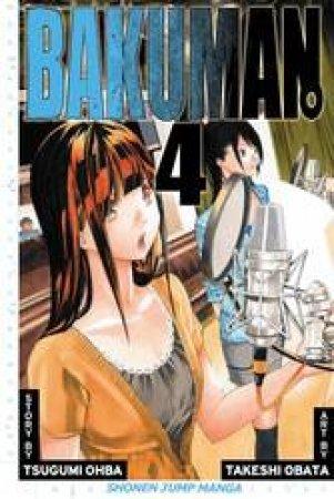 Bakuman 04 by Tsugumi Ohba & Takeshi Obata