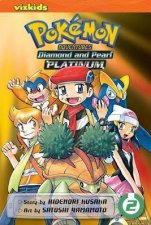 Pokemon Adventures Diamond  PearlPlatinum 02
