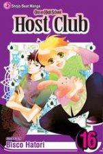 Ouran High School Host Club 16