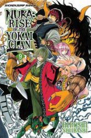 Nura: Rise Of The Yokai Clan 09 by Hiroshi Shiibashi