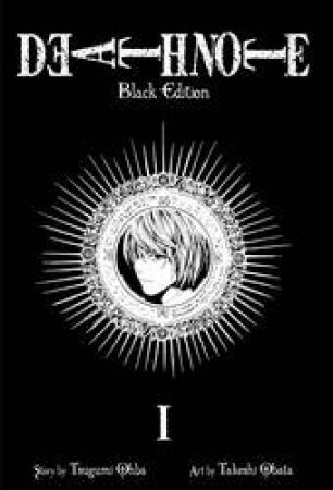 Death Note (Black Edition) 01