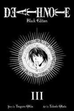 Death Note (Black Edition) 03