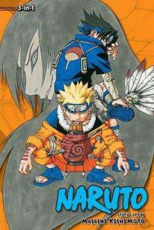 Naruto (3-in-1 Edition) 03