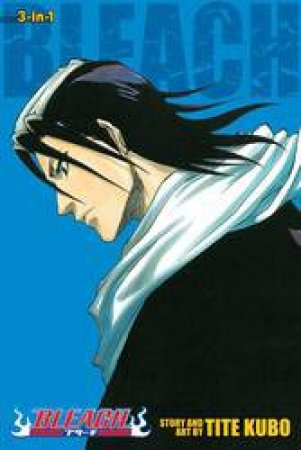 Bleach (3-in-1 Edition) 03 by Tite Kubo