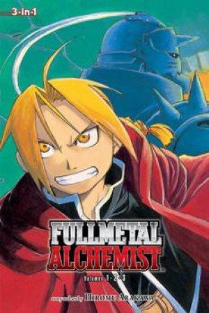 Fullmetal Alchemist (3-in-1 Edition) 01 by Hiromu Arakawa