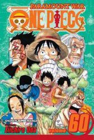 One Piece 60 by Eiichiro Oda