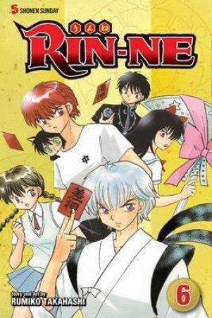 RIN-NE 06 by Rumiko Takahashi