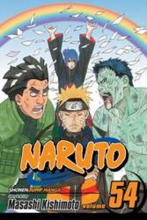 Naruto 54 by Masashi Kishimoto