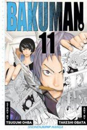 Bakuman 11 by Tsugumi Ohba & Takeshi Obata