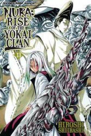 Nura: Rise Of The Yokai Clan 13 by Hiroshi Shiibashi