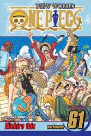 One Piece 61 by Eiichiro Oda