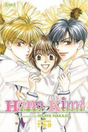 Hana-Kimi (3-in-1 Edition) 03 by Hisaya Nakajo