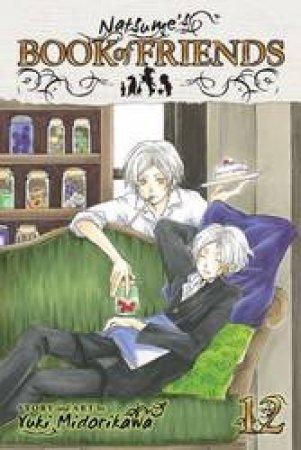Natsume's Book Of Friends 12 by Yuki Midorikawa