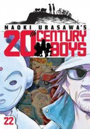 Naoki Urasawa's 20th Century Boys 22 by Naoki Urasawa