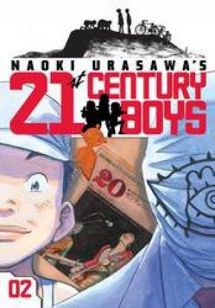 Naoki Urasawa's 21st Century Boys 02 by Naoki Urasawa