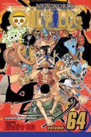 One Piece 64 by Eiichiro Oda