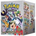 Pokemon Adventures Gold  Silver Box Set 0814