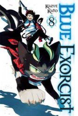 Blue Exorcist 08 by Kazue Kato