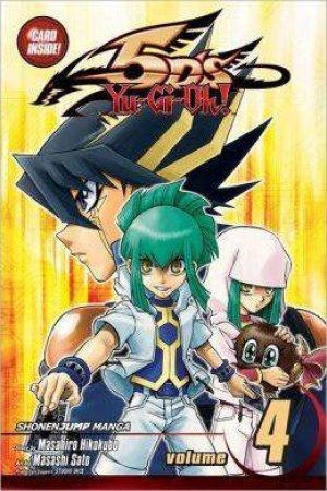 Yu-Gi-Oh!: 5D's 04 by Masahiro Hikokubo & Masashi Sato