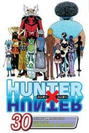 Hunter x Hunter 30 by Togashi Yoshihiro
