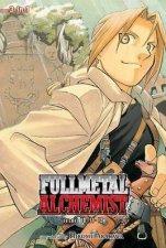 Fullmetal Alchemist 3in1 Edition 04