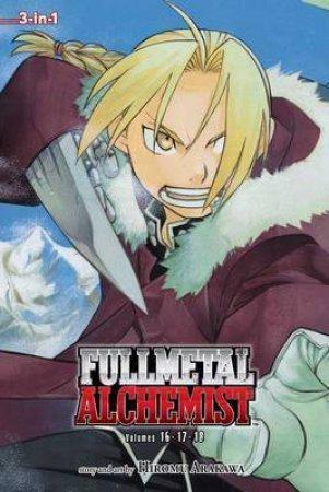 Fullmetal Alchemist (3-in-1 Edition) 06 by Hiromu Arakawa