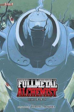 Fullmetal Alchemist (3-in-1 Edition) 07 by Hiromu Arakawa