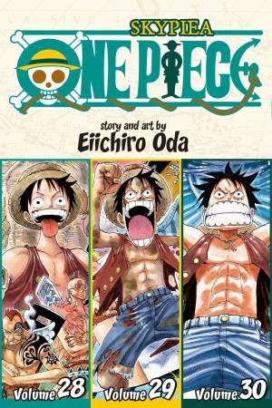 One Piece (3-in-1 Edition) 10 by Eiichiro Oda