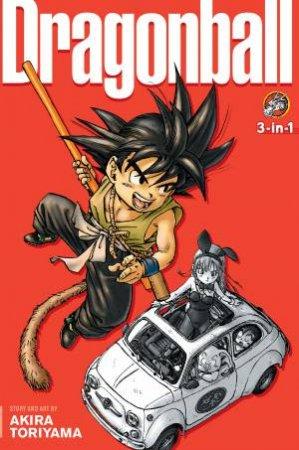 Dragon Ball (3-in-1 Edition) 01 by Akira Toriyama
