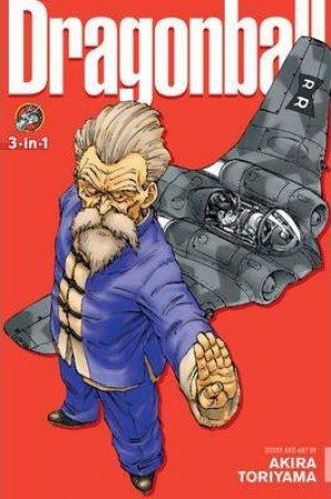 Dragon Ball (3-in-1 Edition) 02 by Akira Toriyama