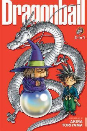 Dragon Ball (3-in-1 Edition) 03 by Akira Toriyama