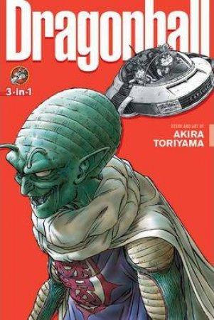 Dragon Ball (3-in-1 Edition) 04 by Akira Toriyama